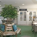 Burgess-Park-Care-Home-Library