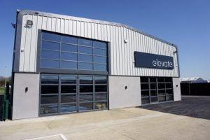 Elevate gym building